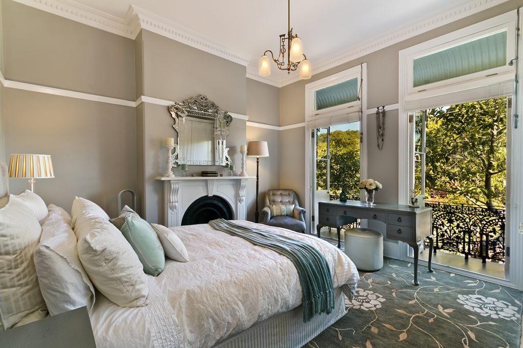 Luxury Master Bedroom | New Home