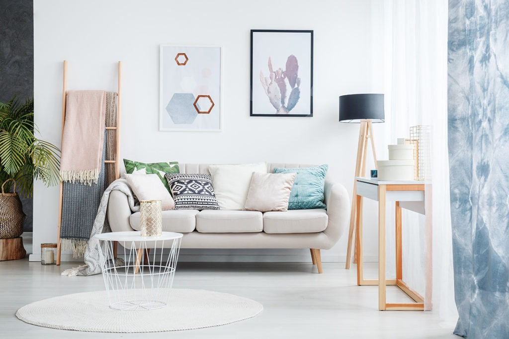 Living Room Space | New Home